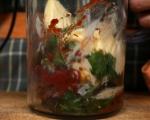 Свински котлети с доматено масло 4