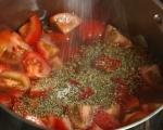 Студена доматена супа 3