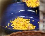 Топла салата с царевица 3