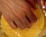 Лимонов посет с малини и бадеми 3