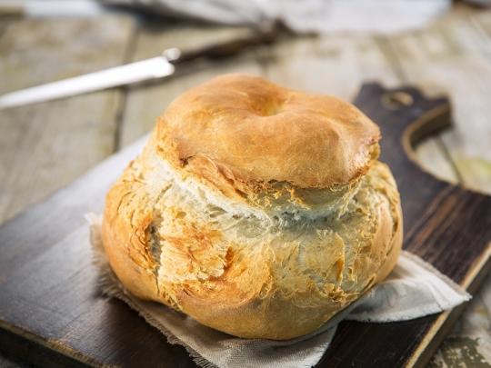 Котидж хляб без месене