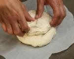 Котидж хляб без месене 5
