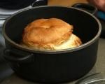 Котидж хляб без месене 8