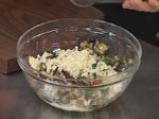 Пълнени зеленчуци с мандраджийска патладжанена салата 7