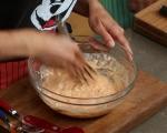 Царевични палачинки с доматена салца 2