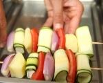 Зеленчукови шишчета по индийски 7