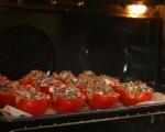 Пълнени домати с кайма 9