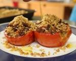 Пълнени домати с кайма 12