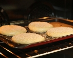 Хлебчета за бургери 11