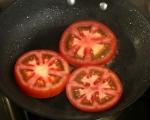 Яйца с домати на фурна 2