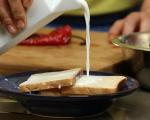 Пълнени чушки с яйца и сирене 2