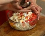 Пълнени чушки с яйца и сирене 4