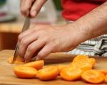 Печени филийки с кайсии и синьо сирене 2