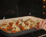 Печени филийки с кайсии и синьо сирене 5