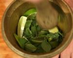 Боровинково мохито с лавандула 3