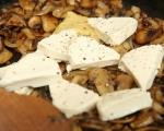 Палачинкова торта с гъбен пастет 10