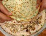 Палачинкова торта с гъбен пастет 14
