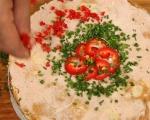 Палачинкова торта с гъбен пастет 18