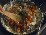 Зелеви сарми с шарен боб 2