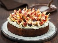 Меден кейк със смокини