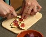 Меден кейк със смокини 5