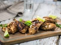 Пиле с текила и лайм на грил