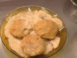 Кюфтета от зрял фасул със сос от праз 3