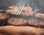 Рула от фланк стек на грил 6