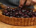 Тарт с грозде и крем от маскарпоне 7