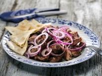 Свински шишчета по грузински