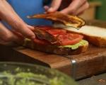 Вегетариански БЛТ сандвич 6