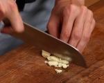 Патладжани на грил с пикантен сос 4