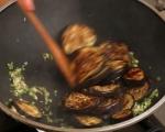 Патладжани на грил с пикантен сос 7
