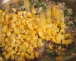 Ароматни скариди върху царевица 3