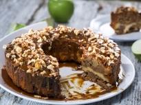 Ябълков кекс