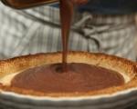 Кокосово-шоколадов пай 9