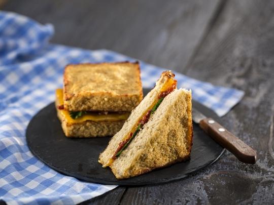 Карфиолени сандвичи