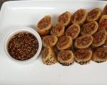 Банички с месо и терияки сос 9