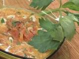 Доматена супа с хрян