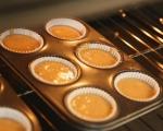 Орехови кексчета с кафе и шоколад 5