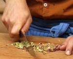 Персийска оризова халва с шафран 5
