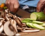 Фритата с царевица и гъби