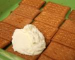 Бисквитена торта с тиква и шоколад 6