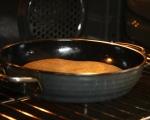 Обърнат тарт с круши и кестени 10