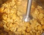 Постна карфиолена супа 5