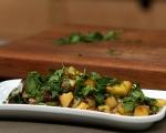 Картофи с праз на фурна 5
