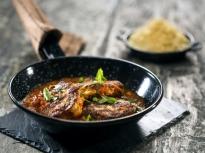 Кюфтета от риба в доматен сос