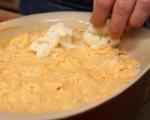 Гратен с карфиол и картофи 4