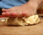 Тарт с праз и гъби