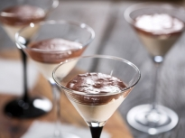 Лешниково-шоколадов крем